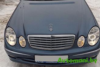 Выкуп авто Мерседес 211